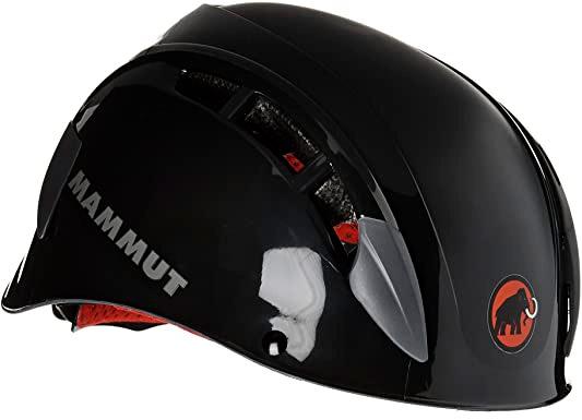casco para vía ferrata y escalada