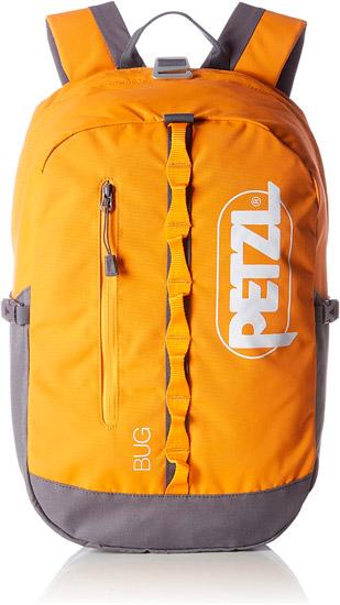 mejor mochila para via ferrata petzl bug